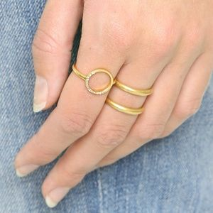 Madewell • Double Double Ring